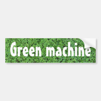 Biodiesel psto adesivo para carro