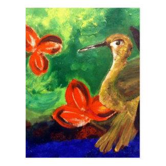 Birdy Cartão Postal