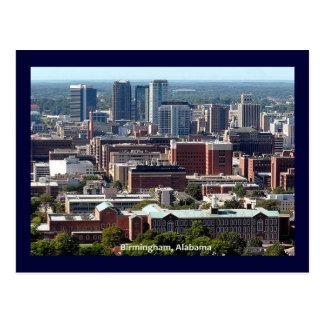 Birmingham, Alabama Cartão Postal