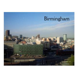 Birmingham Cartão Postal