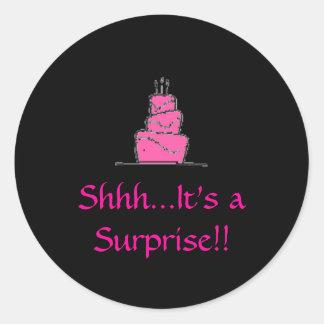 birthday%20cake, Shhh… é uma surpresa!! Adesivo