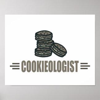 Biscoitos engraçados posters