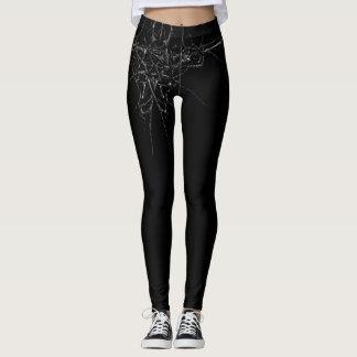 black axso legging