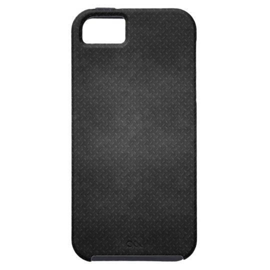BLACK SIMPLE LAYER CAPA TOUGH PARA iPhone 5