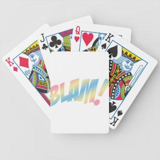 Blam! Baralho Para Poker