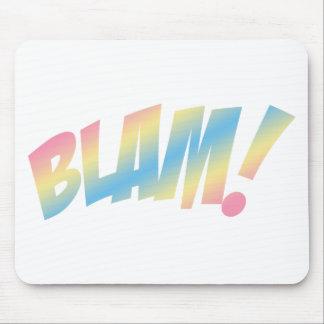 Blam! Mousepads