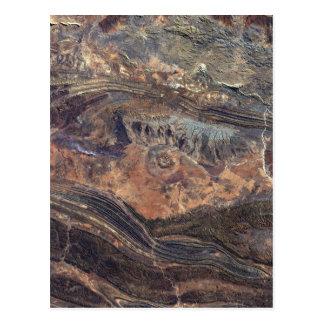 Blefe de Landsat 7 Gosses Cartão Postal