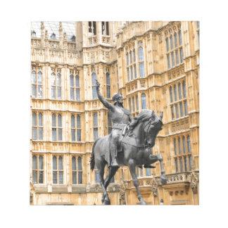 Bloco De Anotação Abadia de Westminster em Londres