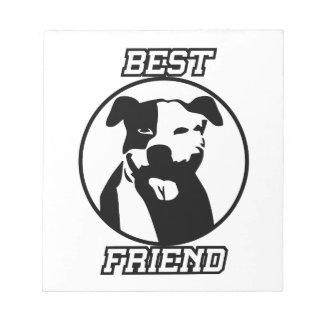 Bloco De Anotação Melhor amigo