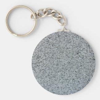 Bloco de cimento chaveiro