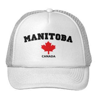 Bloco de Manitoba Boné