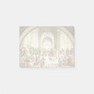 Bloco De Notas Raphael - A escola de Atenas 1511
