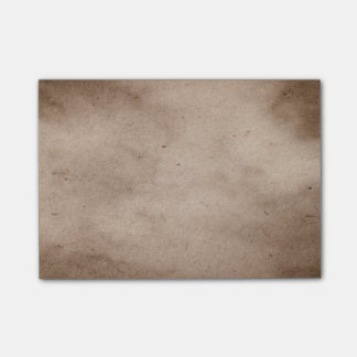 Bloco De Notas Vazio do fundo do papel da antiguidade do