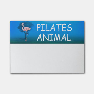 Bloco Post-it Animal SUPERIOR de Pilates