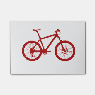Bloco Post-it It® Klebezettel 10,2 x 7,6 cm Bike