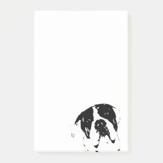 Bloco Post-it PostIt® Bulldog Américain