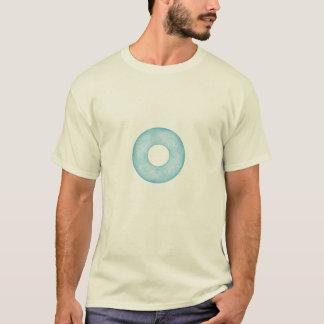 Blue Circle Camiseta