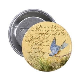 Bluebird no ramo & nas citações de Victor Hugo Pins