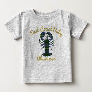 Bluenoser de Nova Escócia da lagosta do bebê da T-shirts
