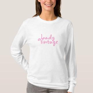 Blusão Lady Vintage Tshirt