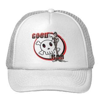 Boa menina ida má - chapéu boné