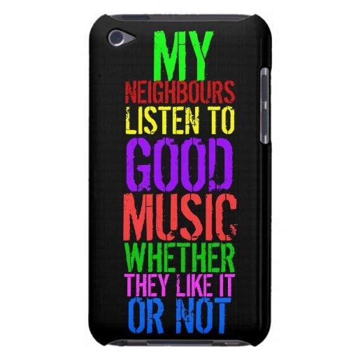 BOA MÚSICA CAPAS iPod Case-Mate