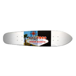 Boa vinda a fabuloso seu Throwdown! Shape De Skate 18,1cm