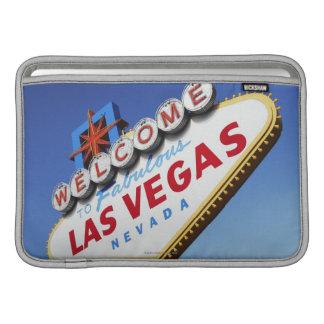 Boa vinda a Las Vegas fabuloso Bolsas De MacBook