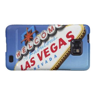 Boa vinda a Las Vegas fabuloso Capinhas Galaxy S2