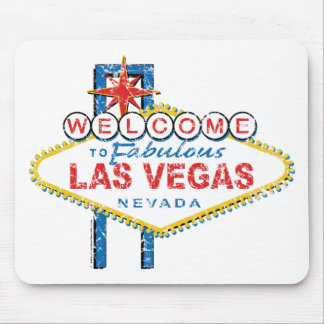 Boa vinda a Las Vegas fabuloso Mousepad