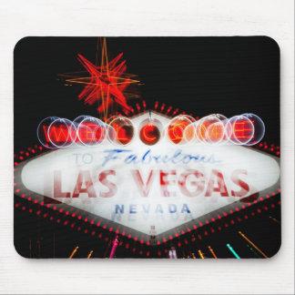 Boa vinda a Las Vegas fabuloso Mouse Pads