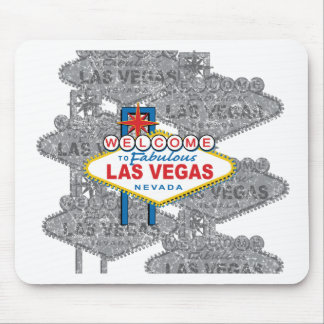 Boa vinda a Las Vegas fabuloso Mouse Pad