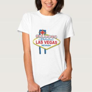 Boa vinda a Las Vegas fabuloso Tshirt