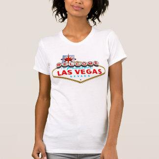 Boa vinda T de Las Vegas fabuloso, Nevada Camiseta