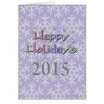 boas festas 2015 cartões
