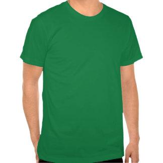 Boas festas camisetas masculinas dos flocos de