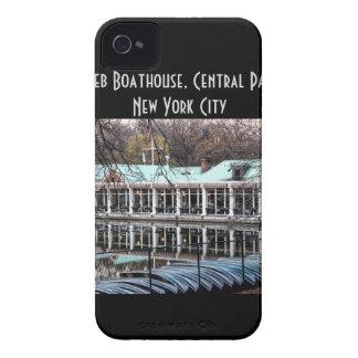 Boathouse do restaurante de Loeb do Central Park