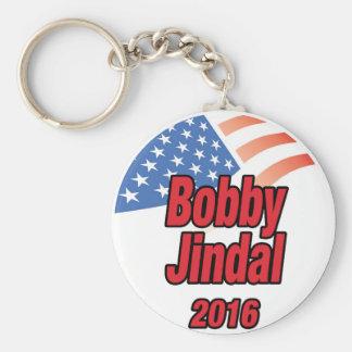 Bobby Jindal para o presidente em 2015 Chaveiro