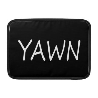 Bocejo Bolsas De MacBook