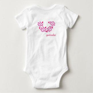 Body Menina (Princesinha / Gatinha) Camisetas
