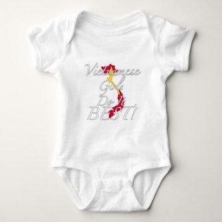 Body Para Bebê As meninas vietnamianas fazem-no melhor!