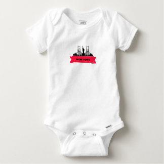 Body Para Bebê Body Algodão Bebé EUA
