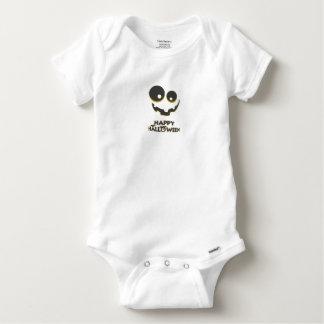 Body Para Bebê Body Algodão Bebé Halloween
