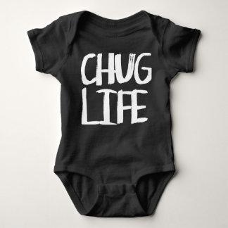 Body Para Bebê Bodysuit da vida do chug