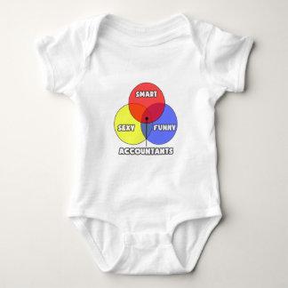 Body Para Bebê Diagrama de Venn. Contadores