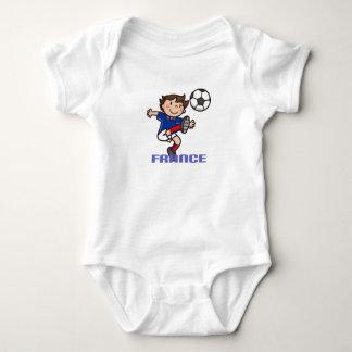 Body Para Bebê France - Euro 2012