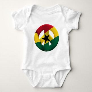 Body Para Bebê Ghana