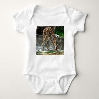 Body Para Bebê Girafa