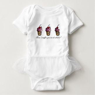 Body Para Bebê Há muffin que você pode fazer sobre ele