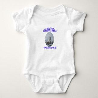 Body Para Bebê Igreja do Jesus Cristo do último templo dos santos